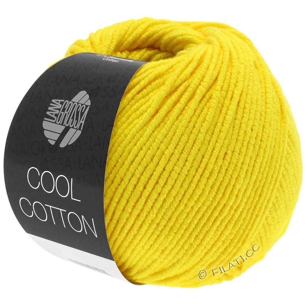 Lana Grossa COOL COTTON | 10-jaune