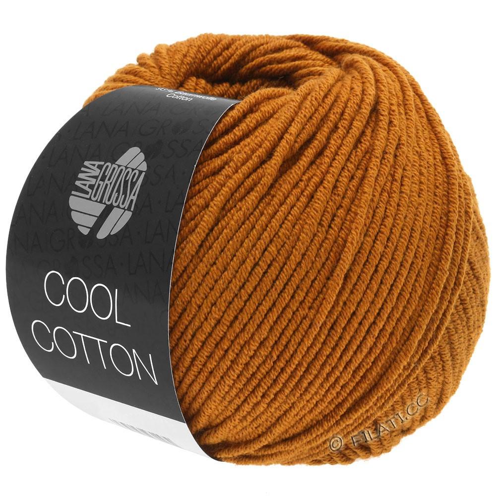 Lana Grossa COOL COTTON | 11-brun ocre