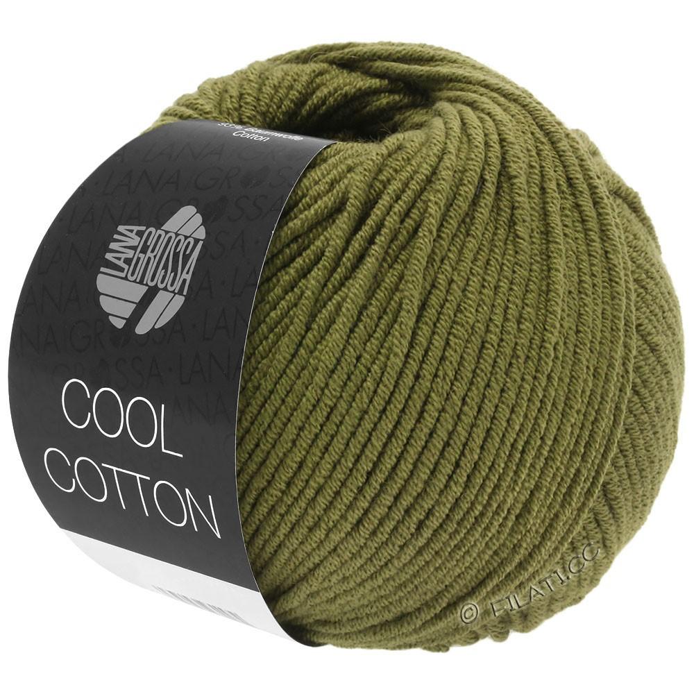 Lana Grossa COOL COTTON | 12-olive