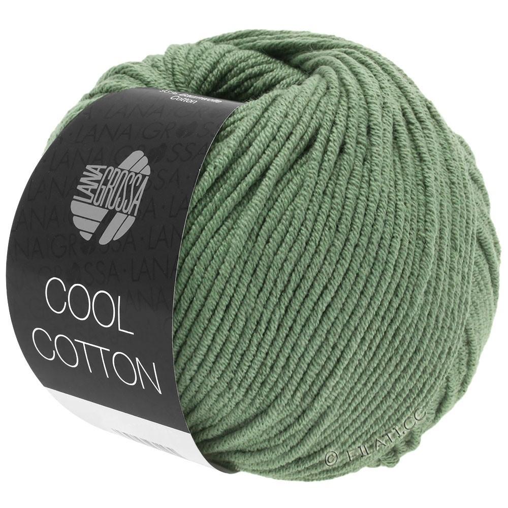 Lana Grossa COOL COTTON | 13-vert réséda
