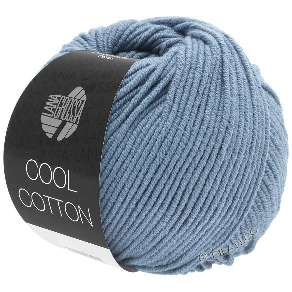 Lana Grossa COOL COTTON | 17-bleu pigeon