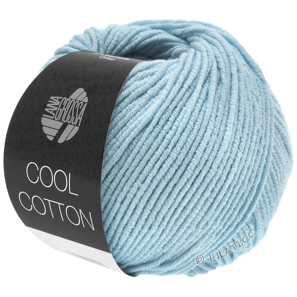Lana Grossa COOL COTTON | 18-bleu clair