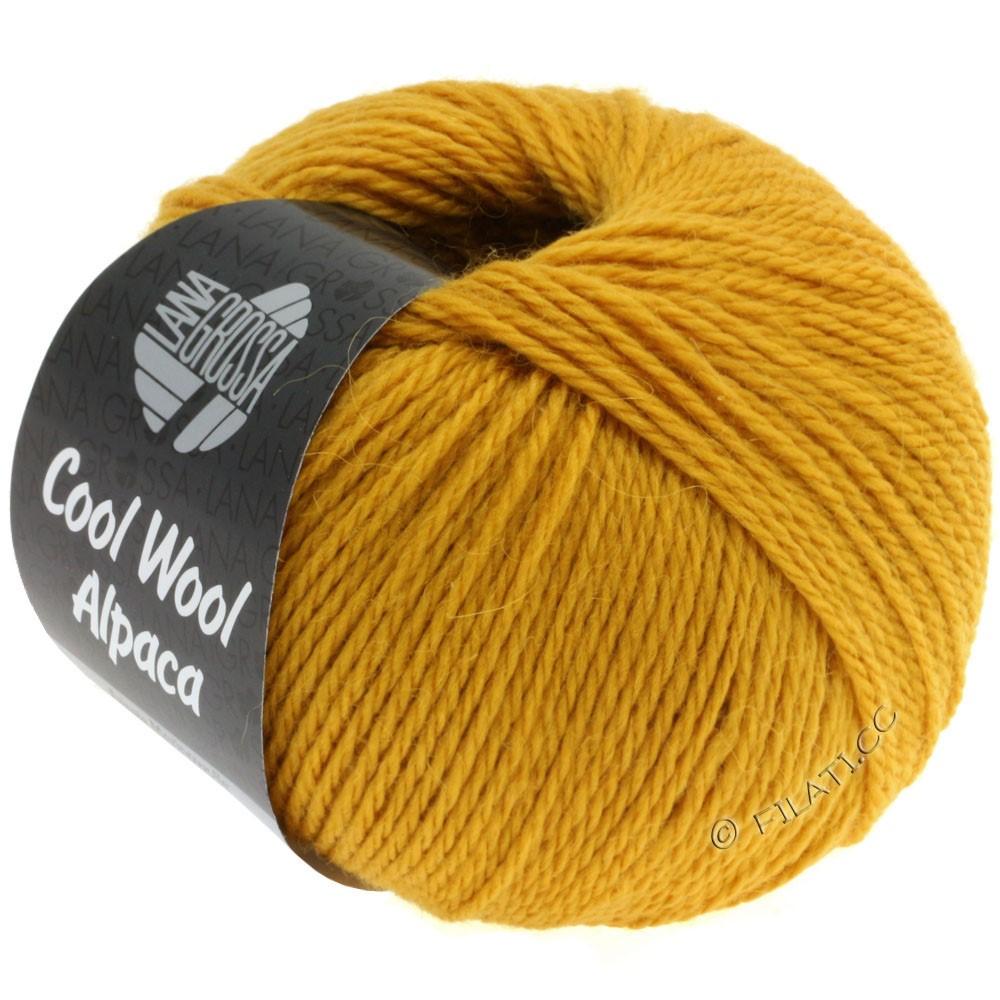 Lana Grossa COOL WOOL Alpaca | 01-jaune