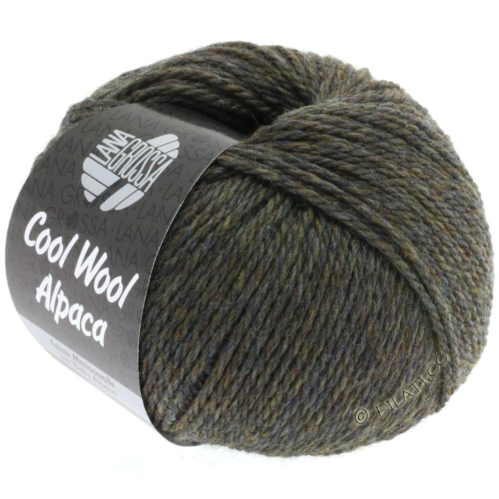 Lana Grossa COOL WOOL Alpaca | 11-galet