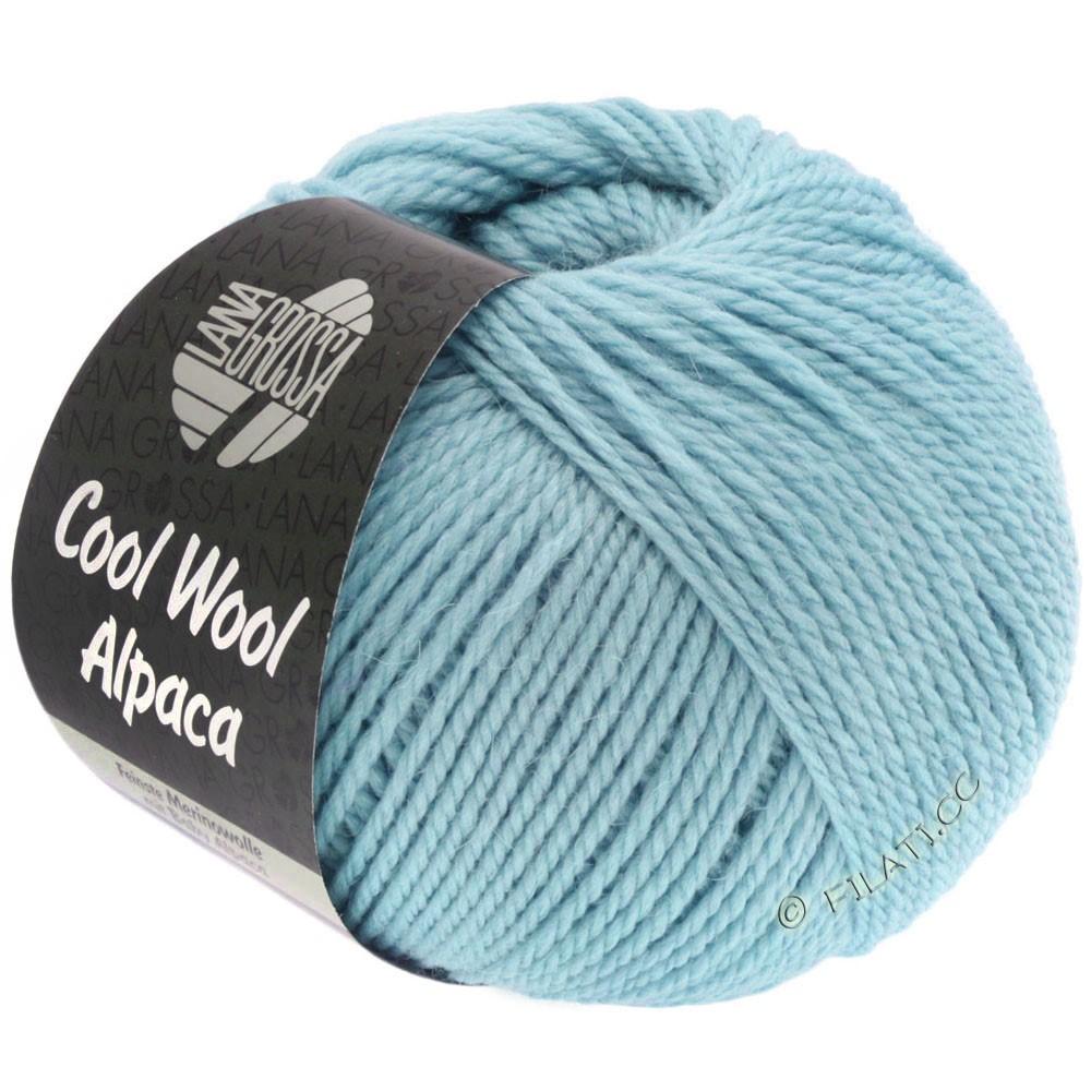 Lana Grossa COOL WOOL Alpaca | 18-bleu clair