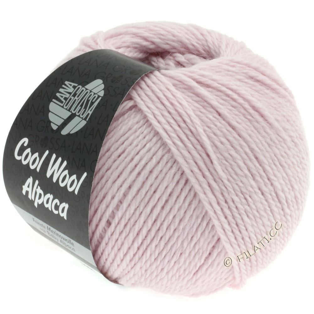 Lana Grossa COOL WOOL Alpaca | 20-rose pâle
