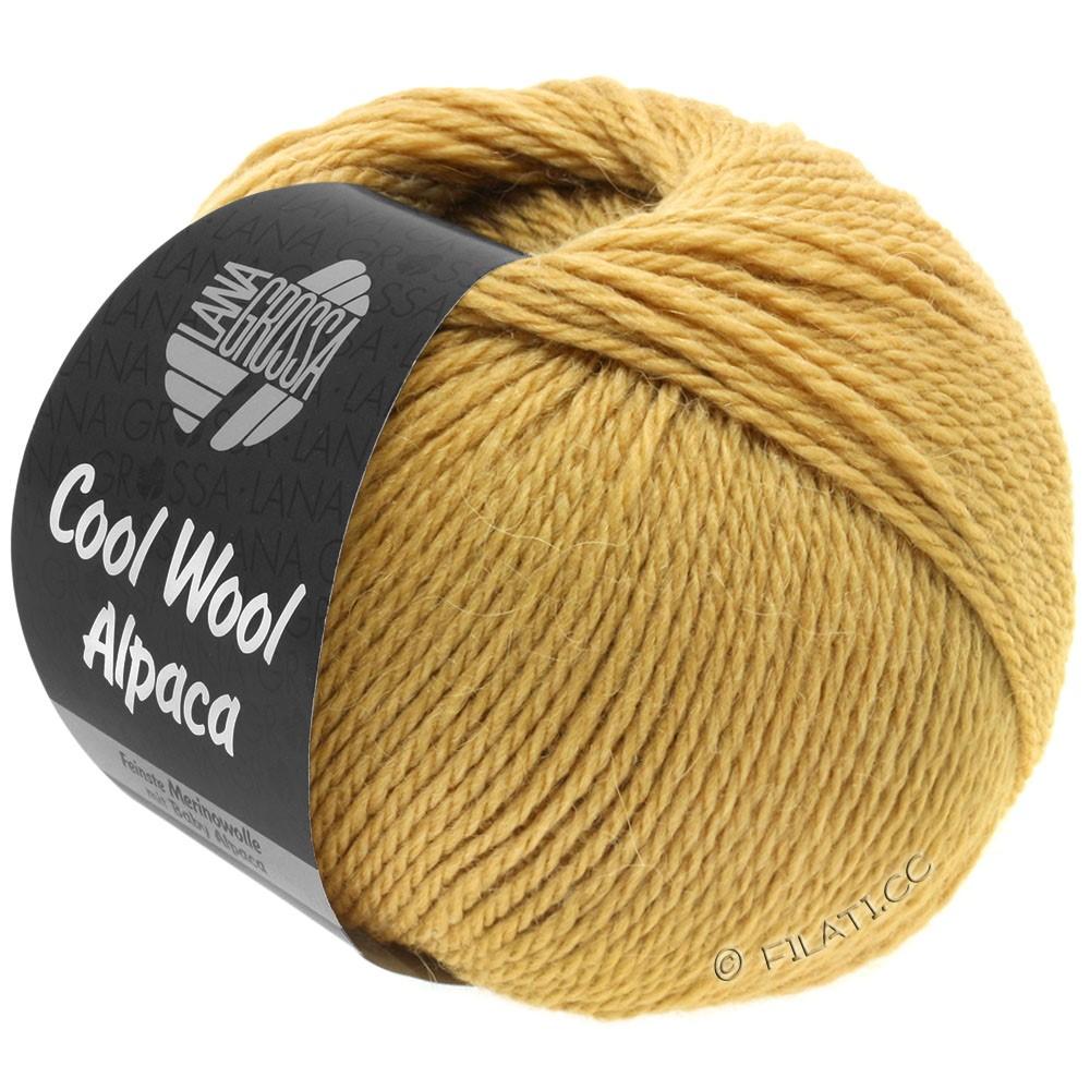Lana Grossa COOL WOOL Alpaca | 28-brun clair