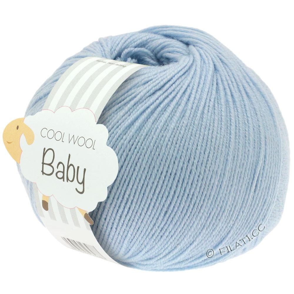 Lana Grossa COOL WOOL Baby | 208-bleu clair