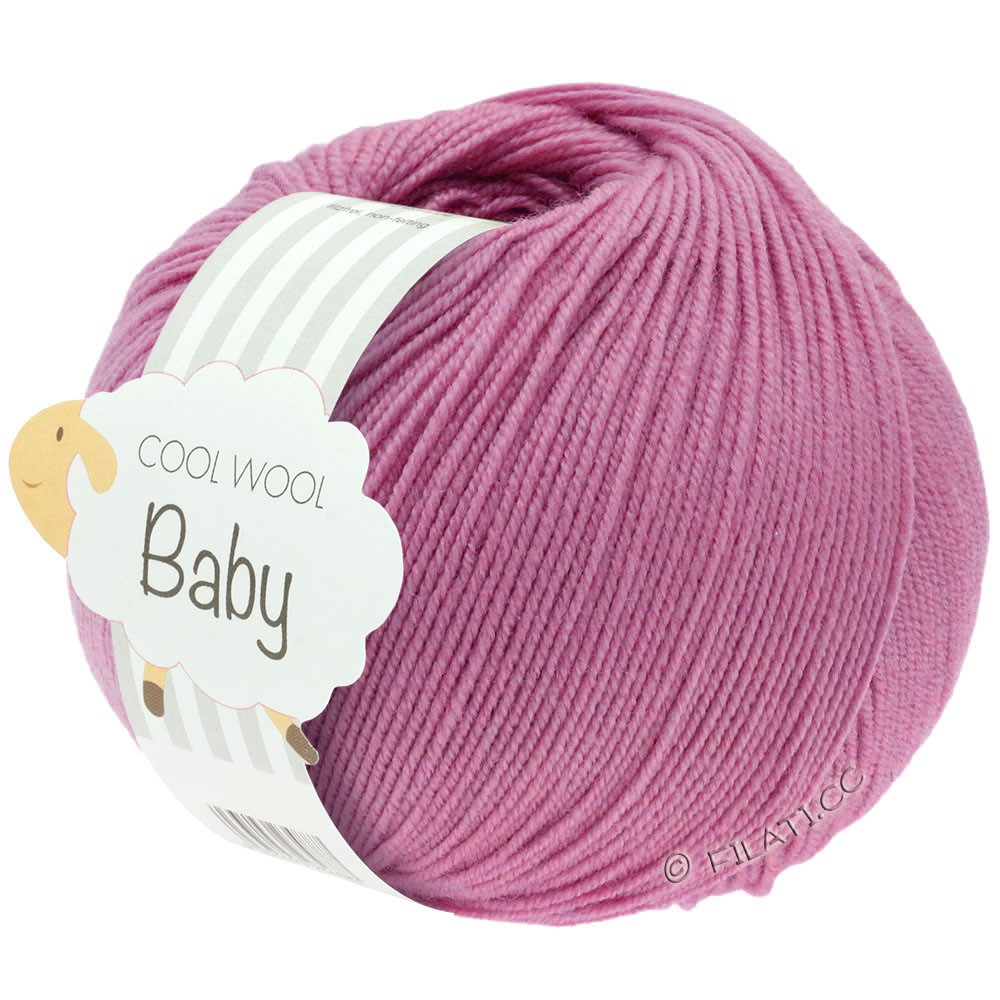 Lana Grossa COOL WOOL Baby | 242-bruyère