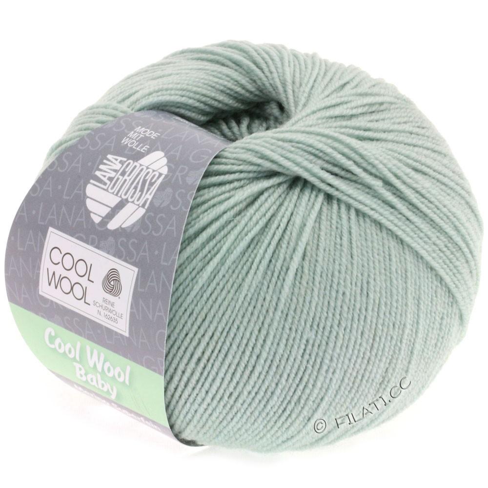 Lana Grossa COOL WOOL Baby | 247-gris vert