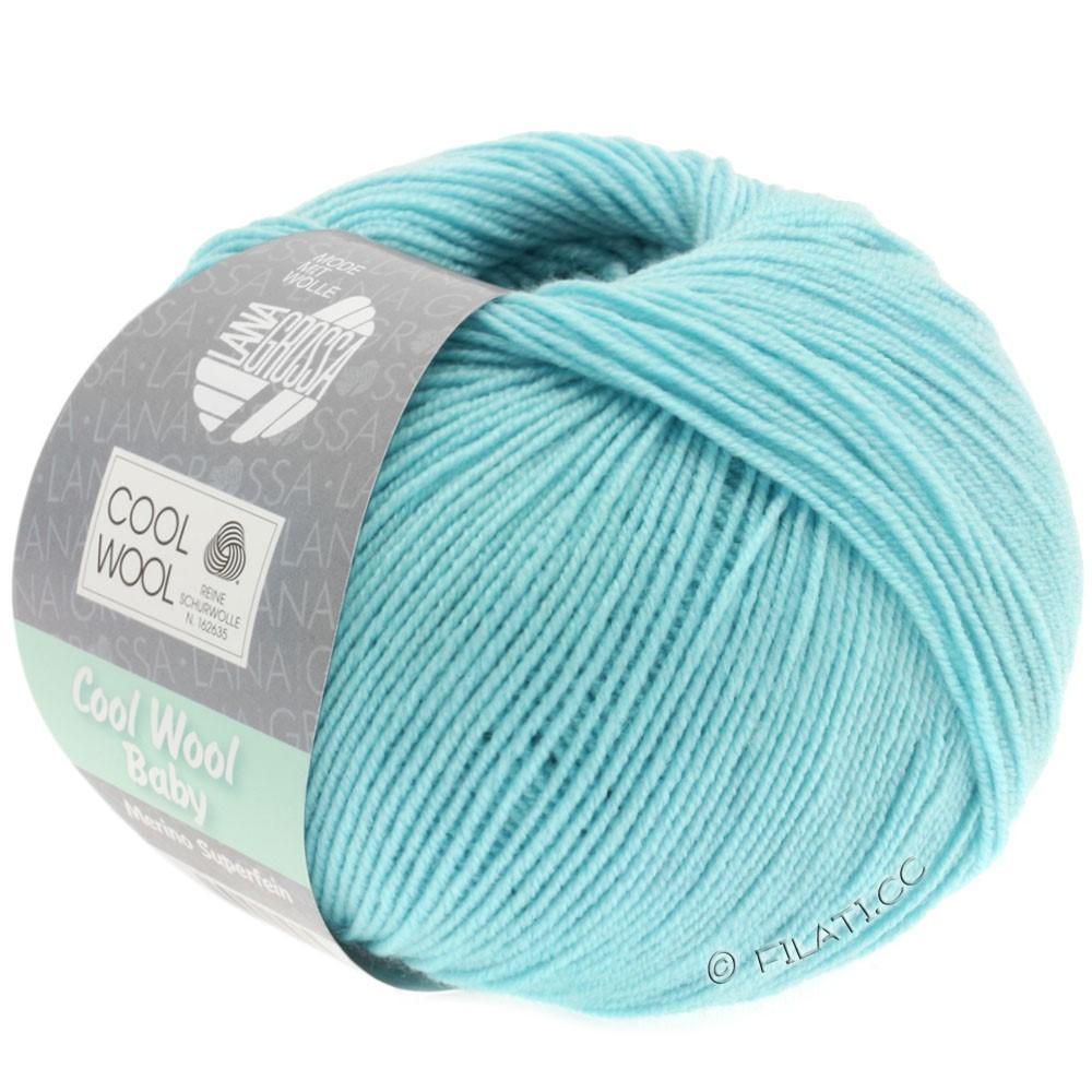 Lana Grossa COOL WOOL Baby | 253-bleu glace