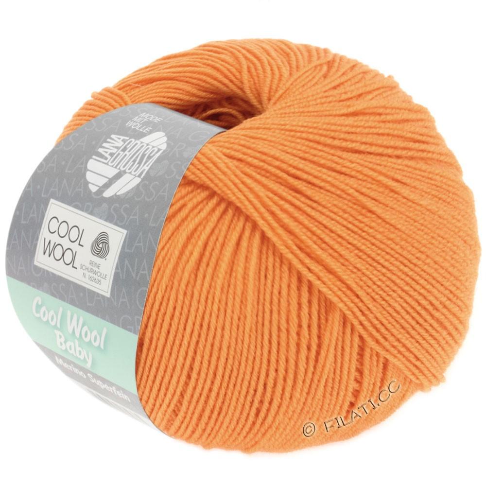 Lana Grossa COOL WOOL Baby | 260-orange clair