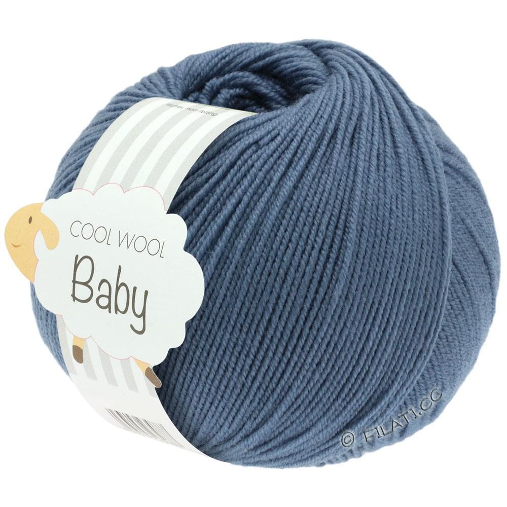 Lana Grossa COOL WOOL Baby | 263-bleu pigeon