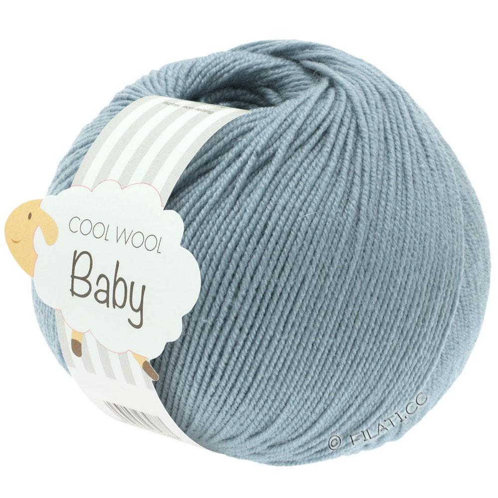 Lana Grossa COOL WOOL Baby | 264-bleu gris