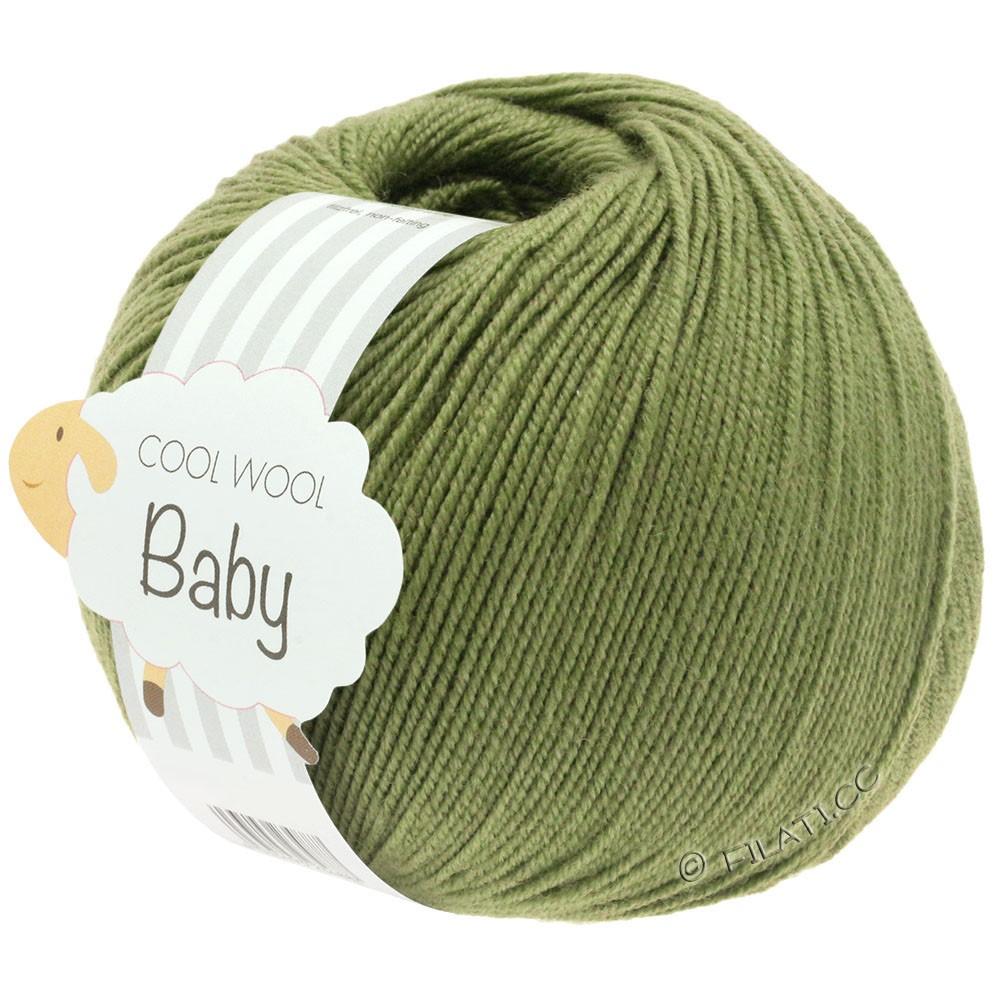 Lana Grossa COOL WOOL Baby | 266-vert foin