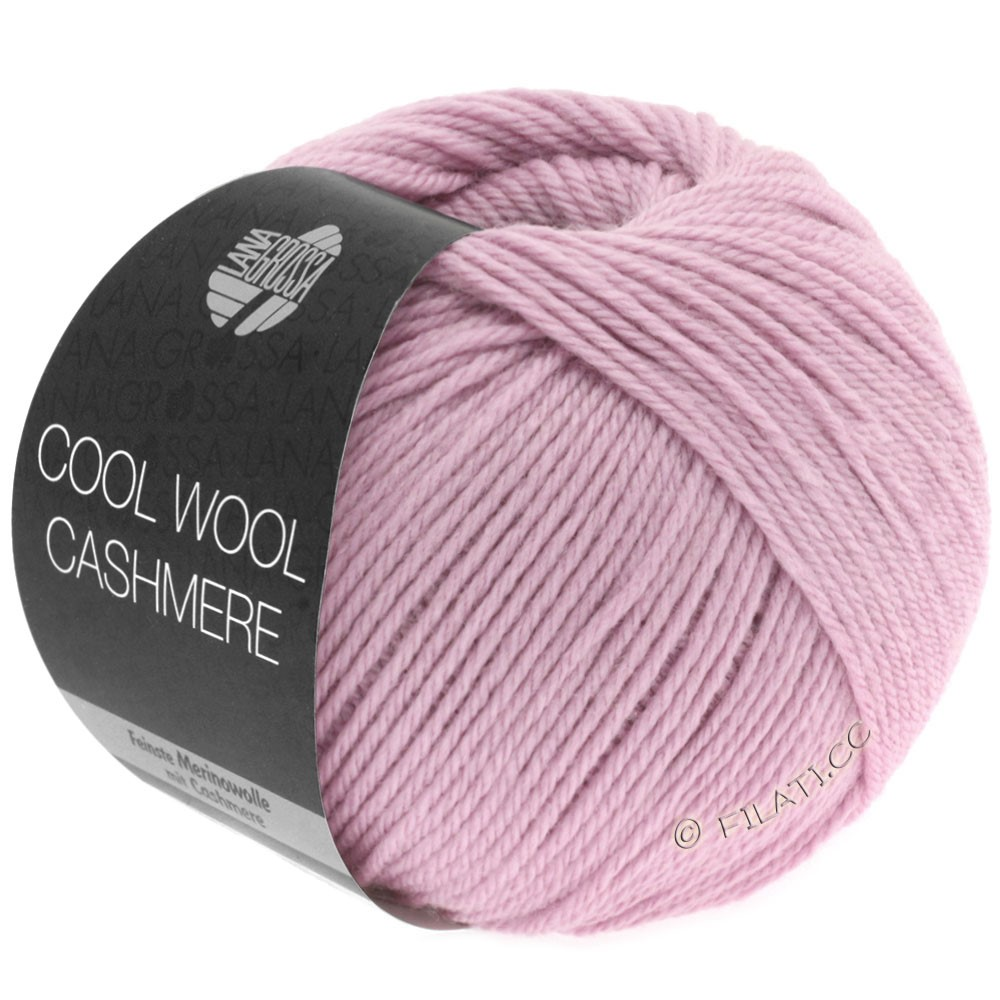 Lana Grossa COOL WOOL Cashmere | 02-lilas