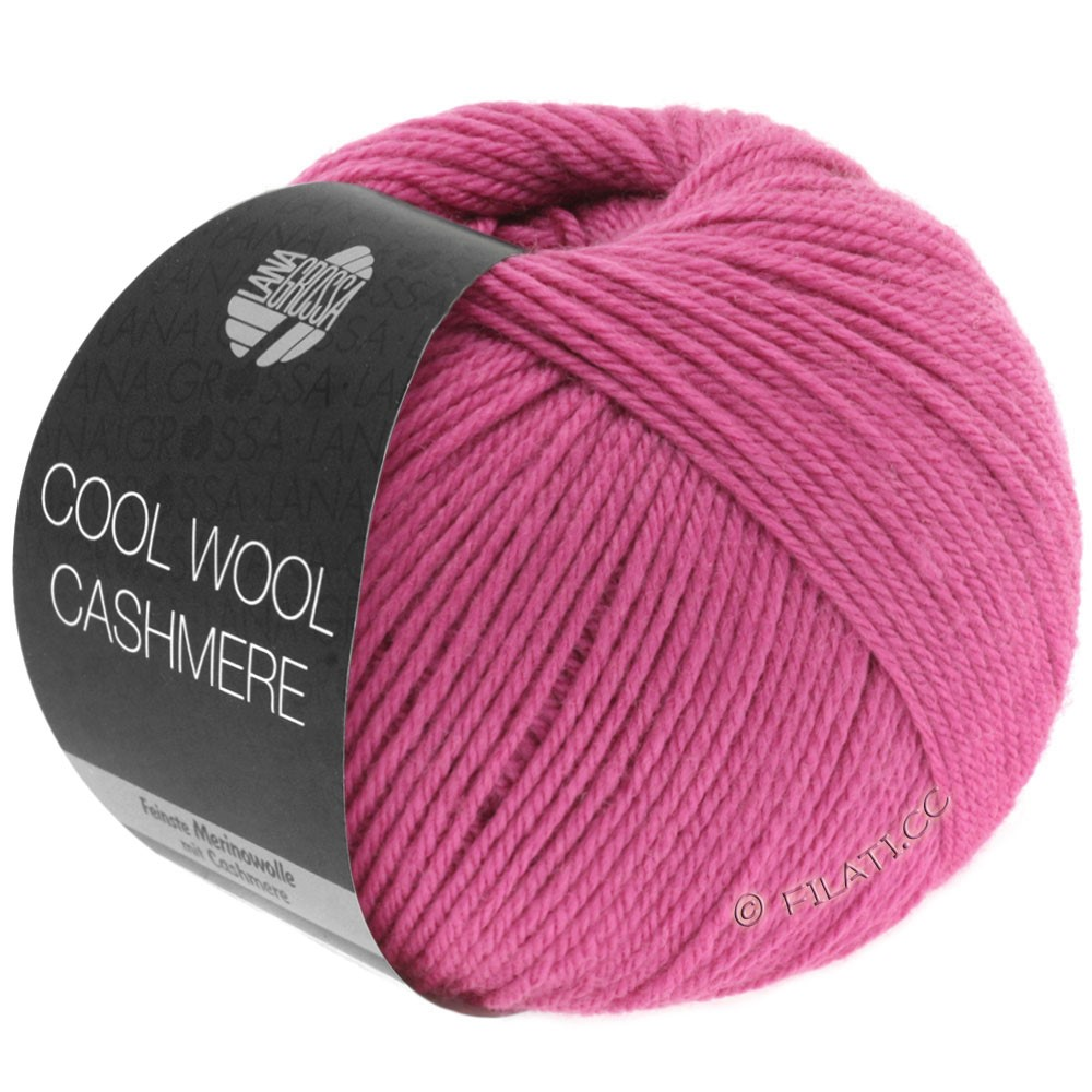 Lana Grossa COOL WOOL Cashmere | 03-rose vif