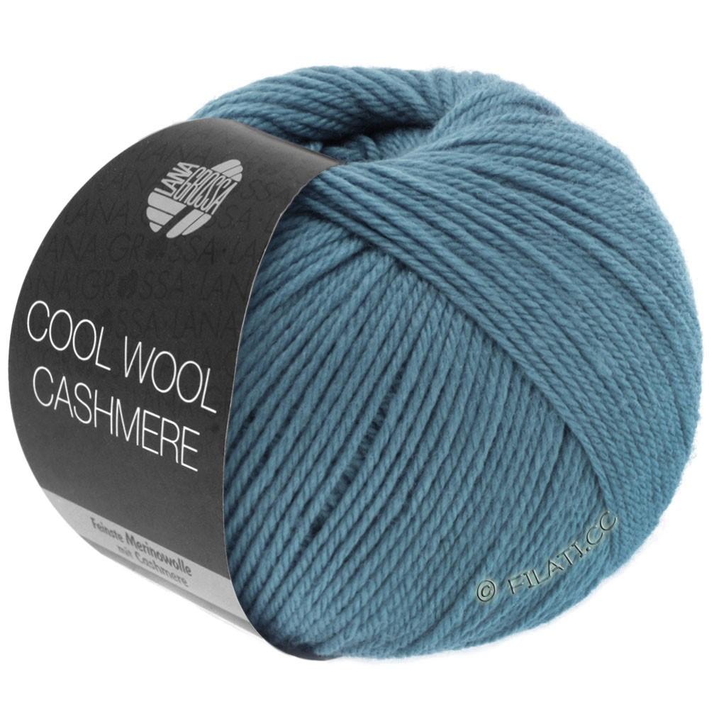 Lana Grossa COOL WOOL Cashmere | 11-bleu pigeon