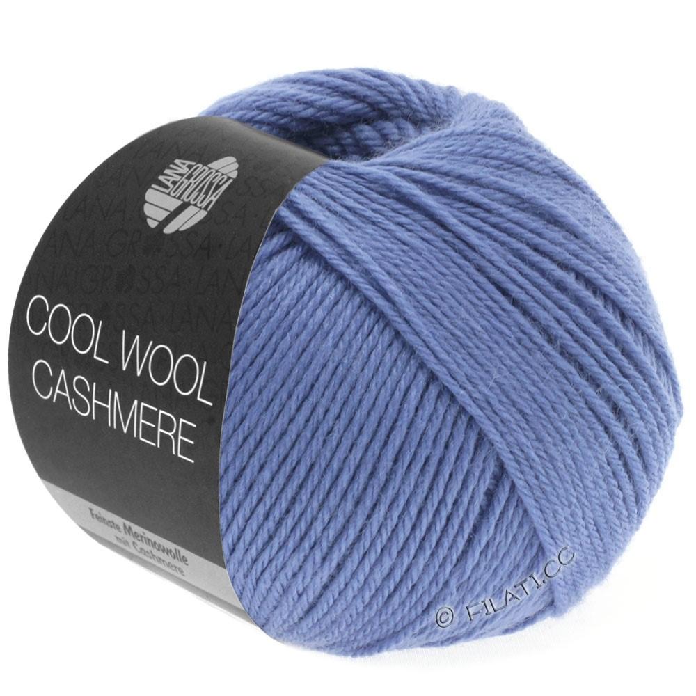 Lana Grossa COOL WOOL Cashmere | 24-bleu comme violettes