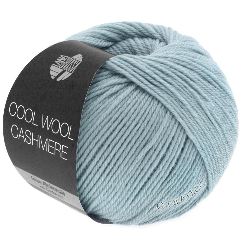 Lana Grossa COOL WOOL Cashmere | 25-bleu gris