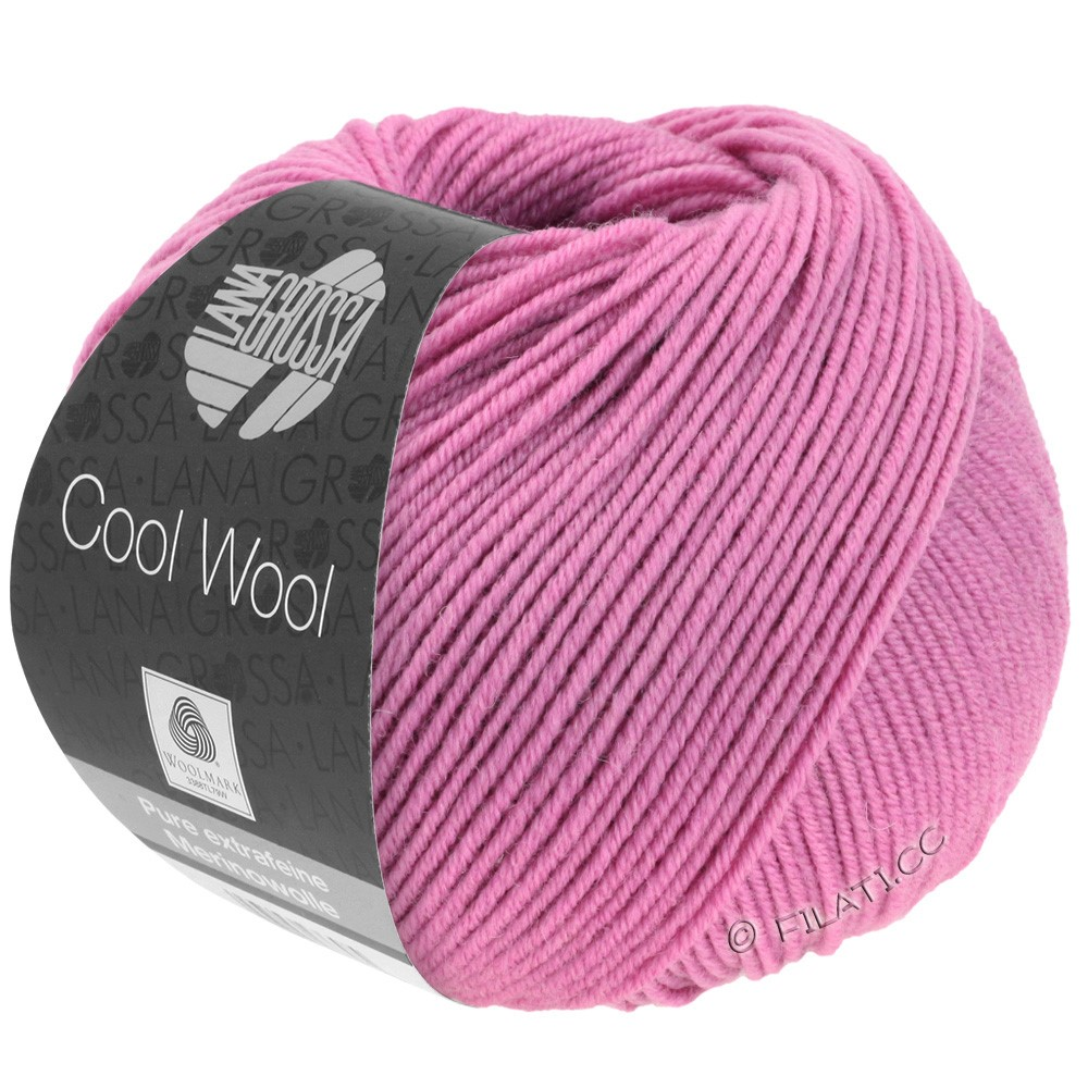 Lana Grossa COOL WOOL  Uni/Melange/Print/Degradé/Neon | 2011-bruyère