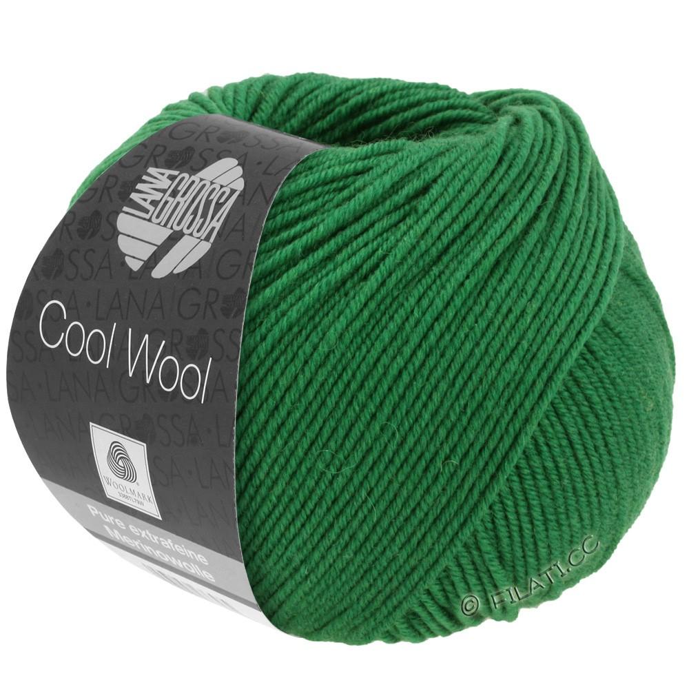 Lana Grossa COOL WOOL  Uni/Melange/Print/Degradé/Neon | 2017-vert