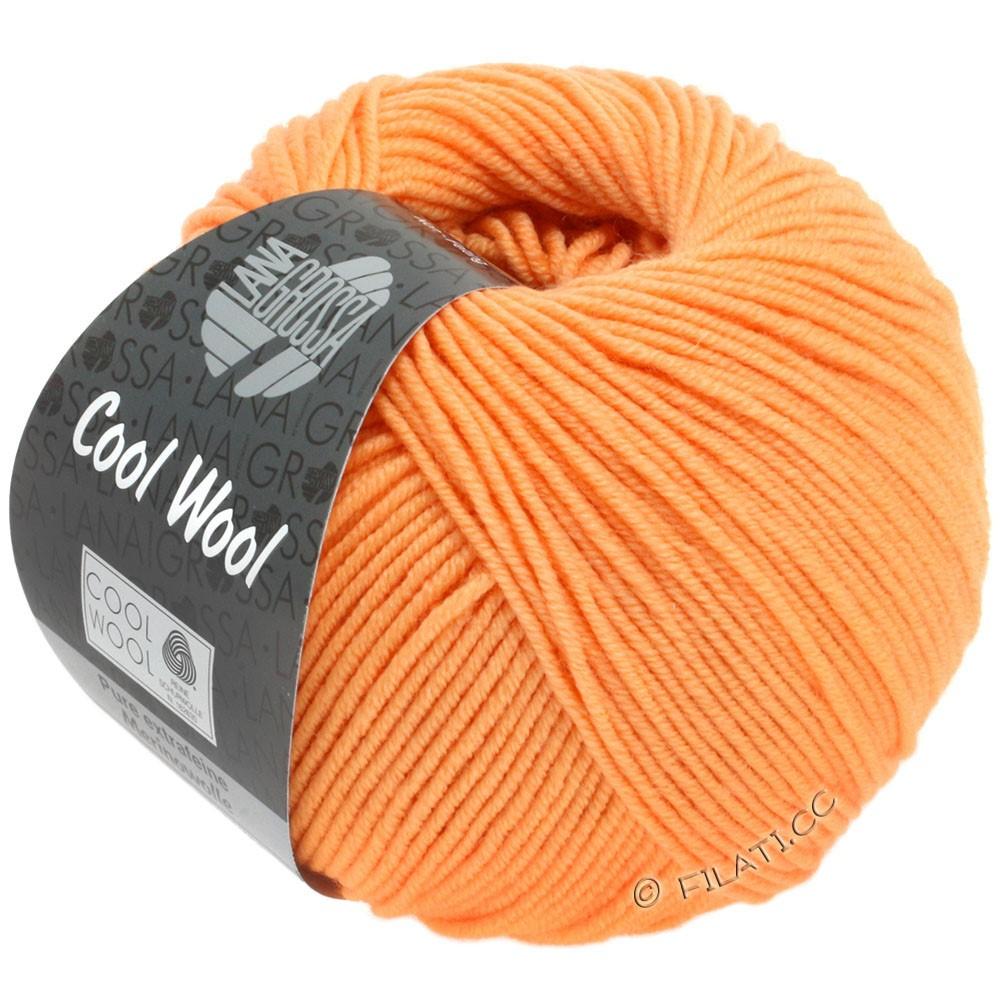 Lana Grossa COOL WOOL  Uni/Melange/Print/Degradé/Neon | 2029-abricot