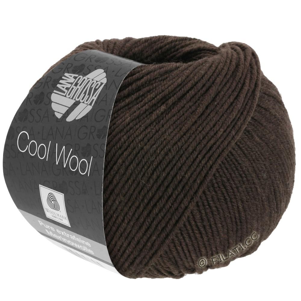 Lana Grossa COOL WOOL  Uni/Melange/Print/Degradé/Neon | 0436-moka