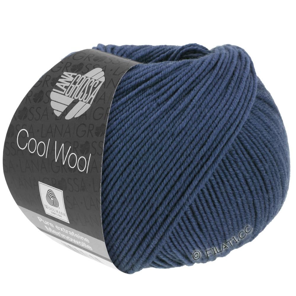 Lana Grossa COOL WOOL  Uni/Melange/Print/Degradé/Neon | 0440-bleu outremer