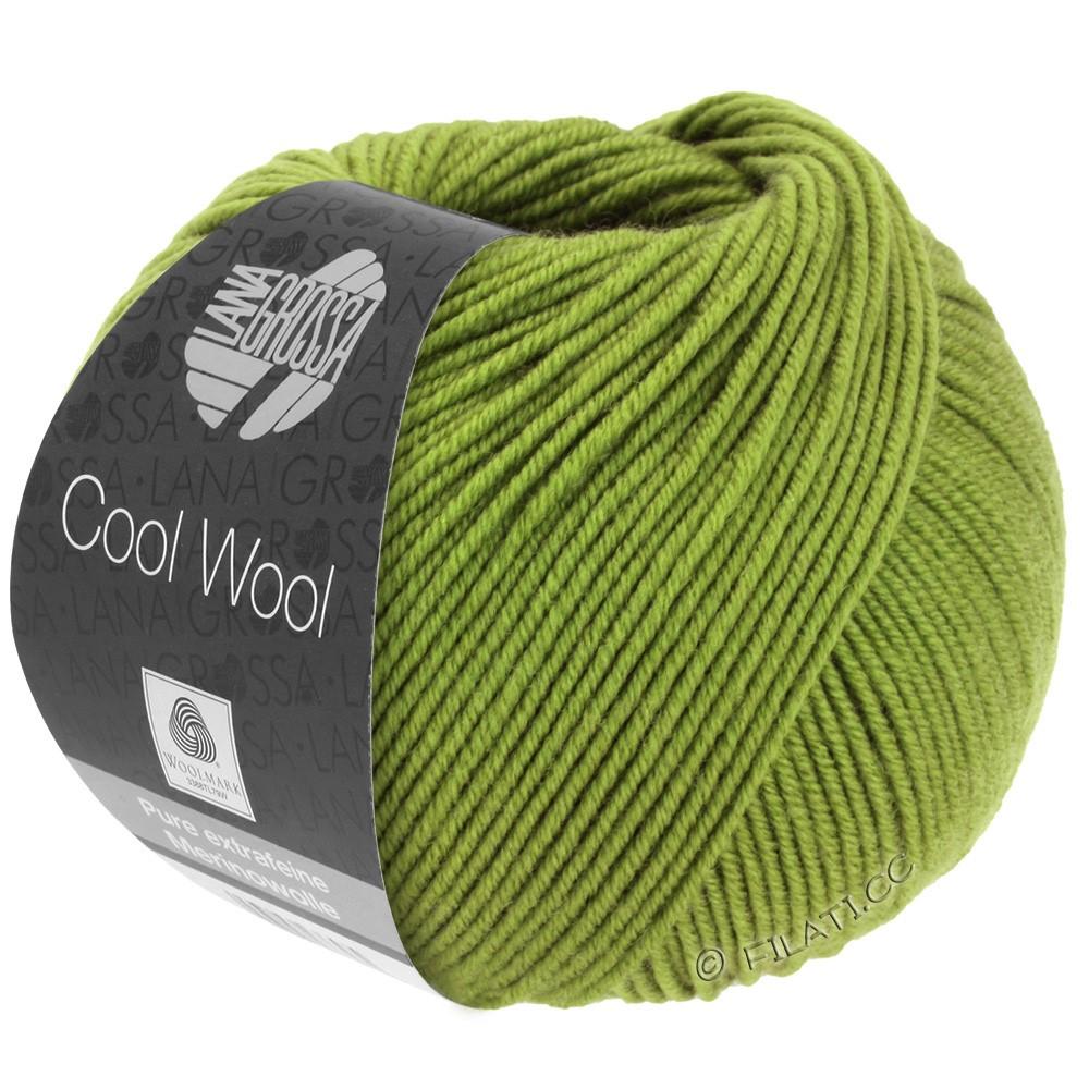 Lana Grossa COOL WOOL  Uni/Melange/Print/Degradé/Neon | 0471-beau vert