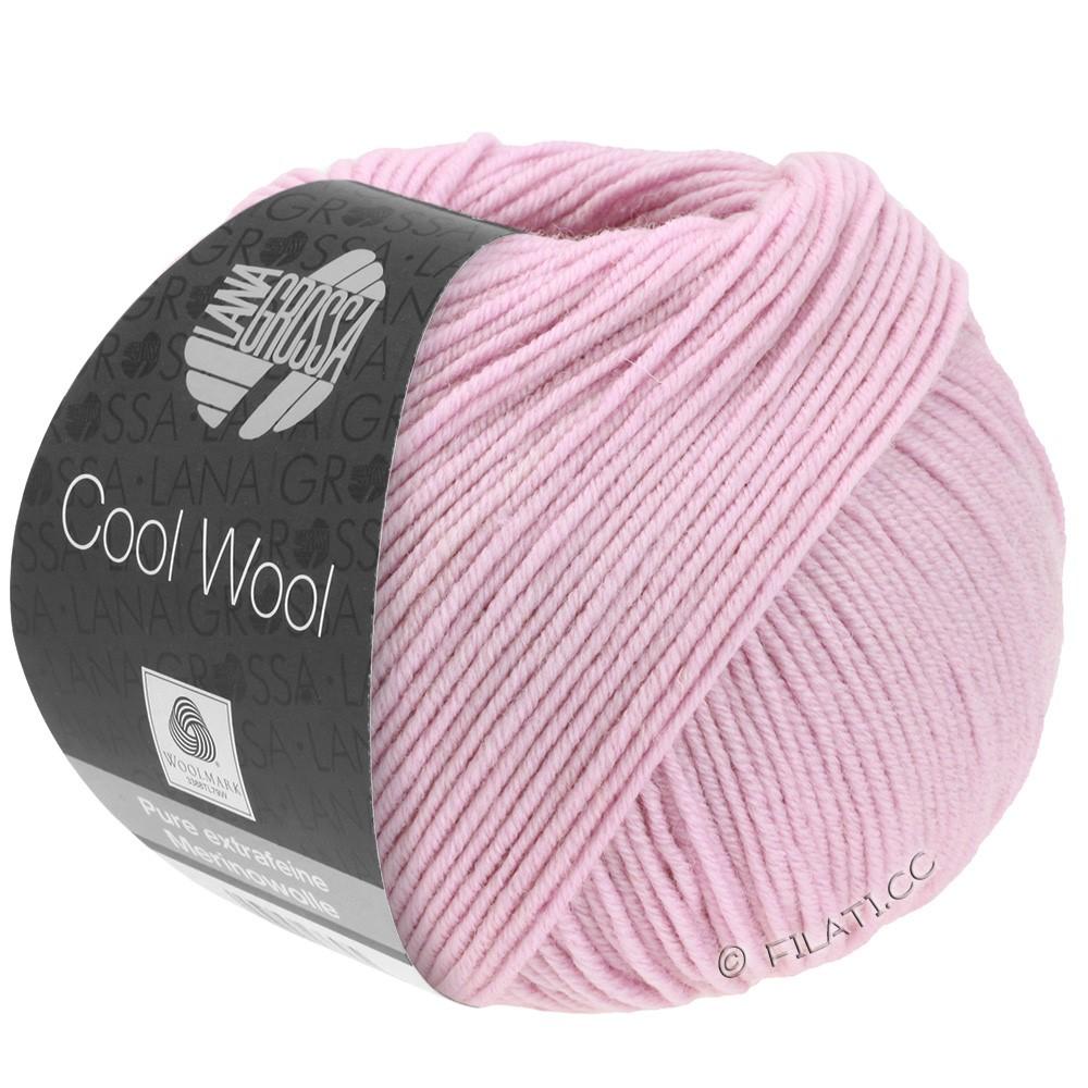 Lana Grossa COOL WOOL  Uni/Melange/Print/Degradé/Neon | 0580-lilas