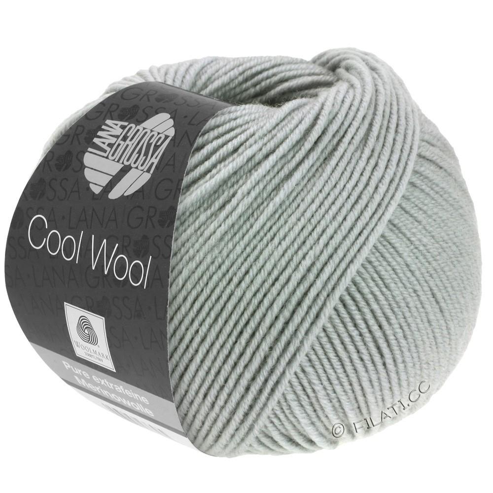Lana Grossa COOL WOOL  Uni/Melange/Print/Degradé/Neon | 0589-gris pierre
