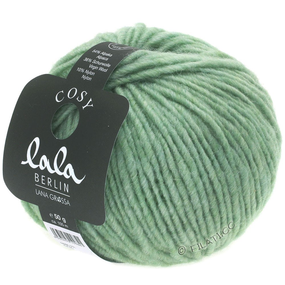 Lana Grossa COSY (lala BERLIN) | 18-vert clair