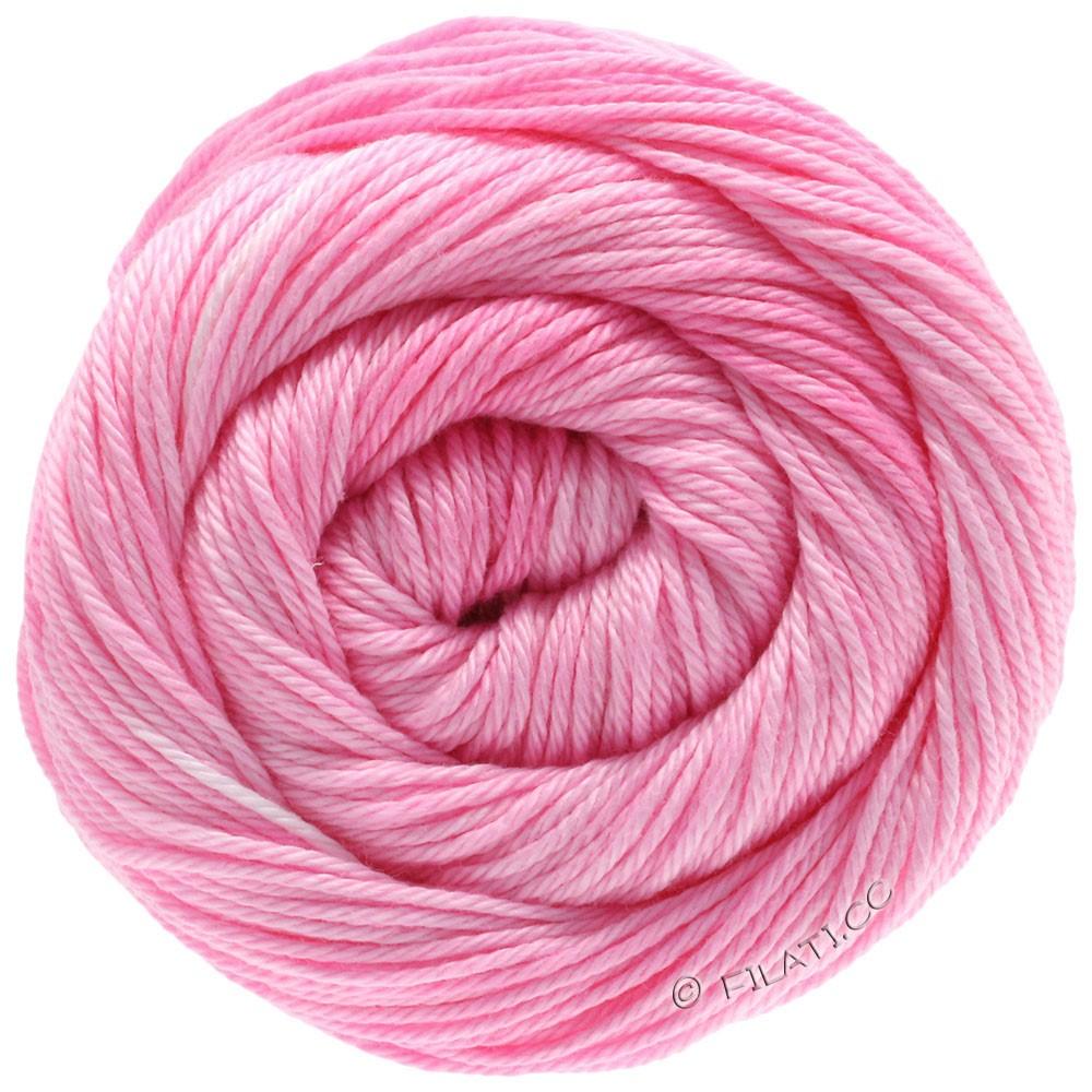 Lana Grossa COTONE Degradé   202-rosé/carnation