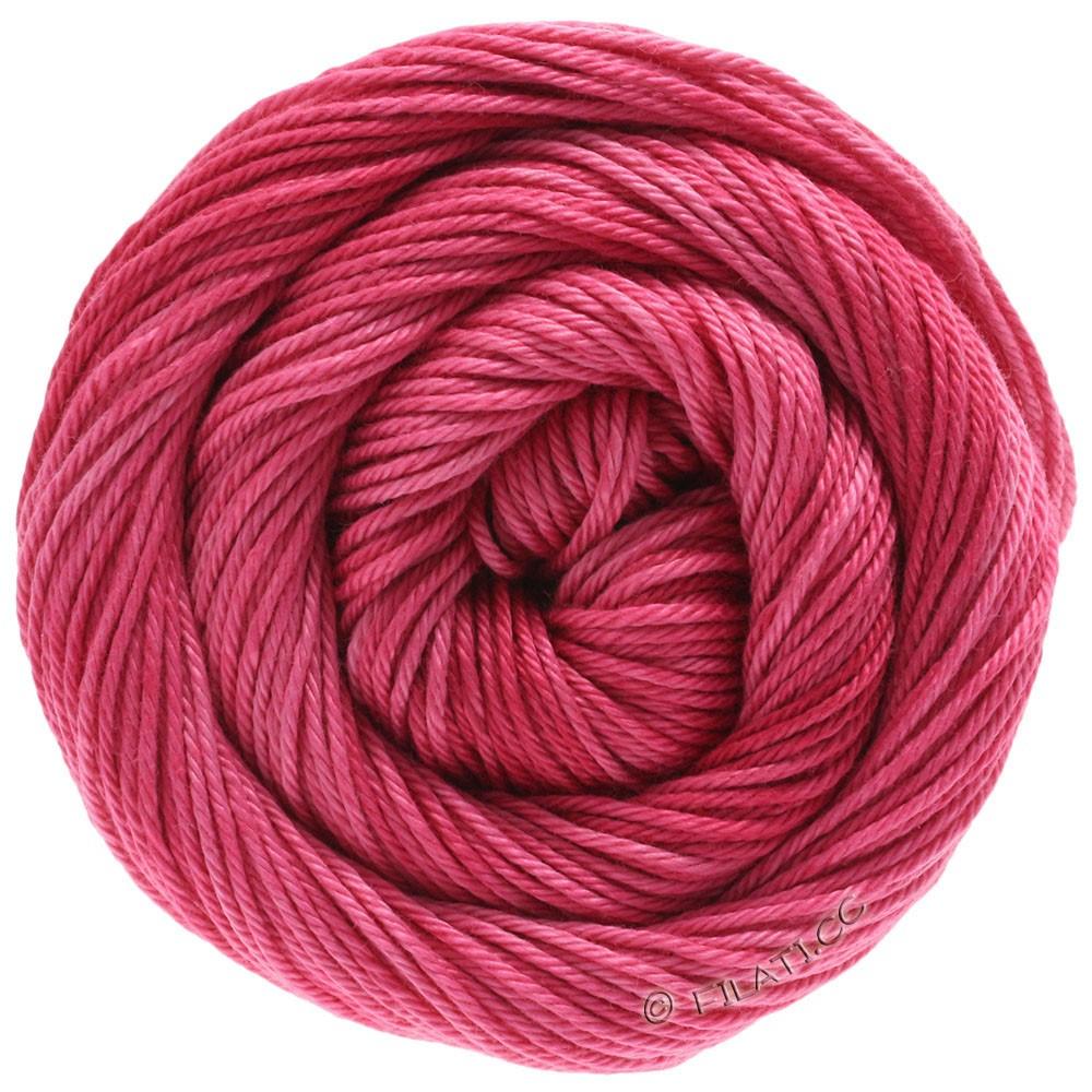 Lana Grossa COTONE Degradé | 204-rose vif/framboise