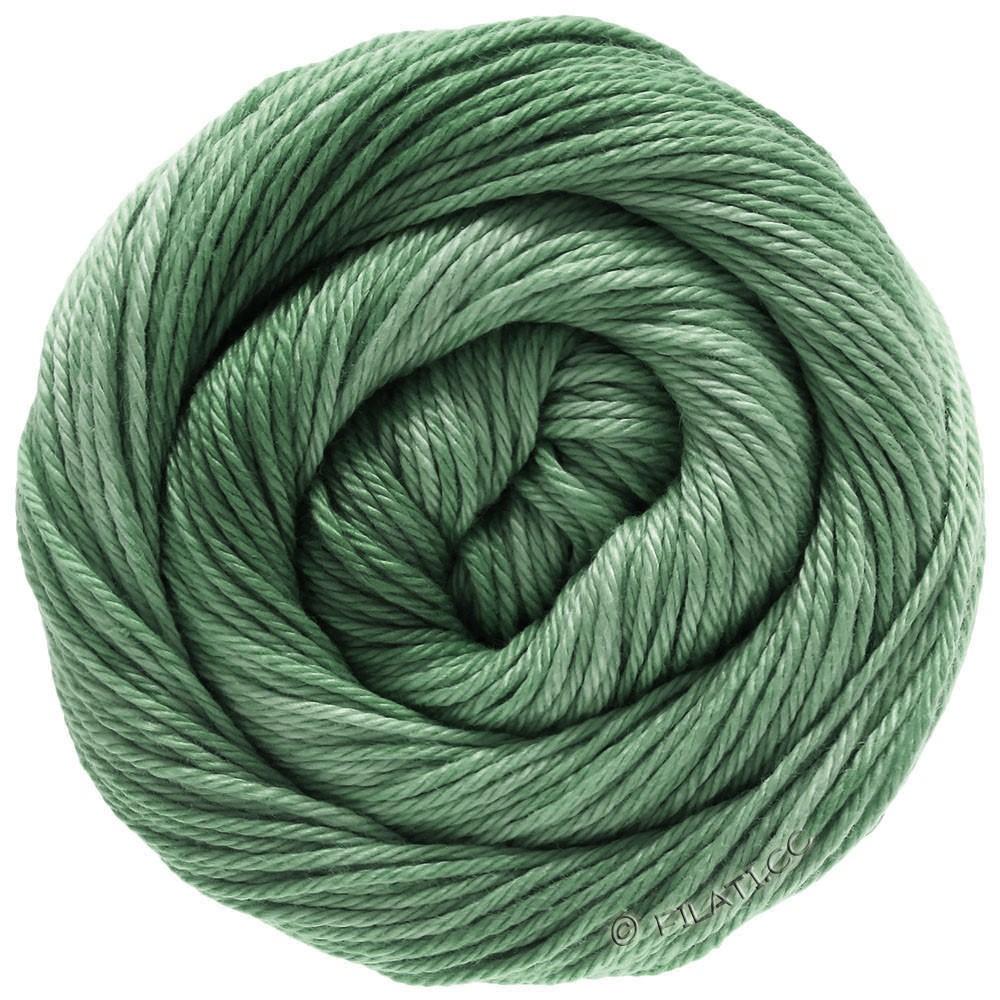 Lana Grossa COTONE Degradé   211-gris vert/vert réséda