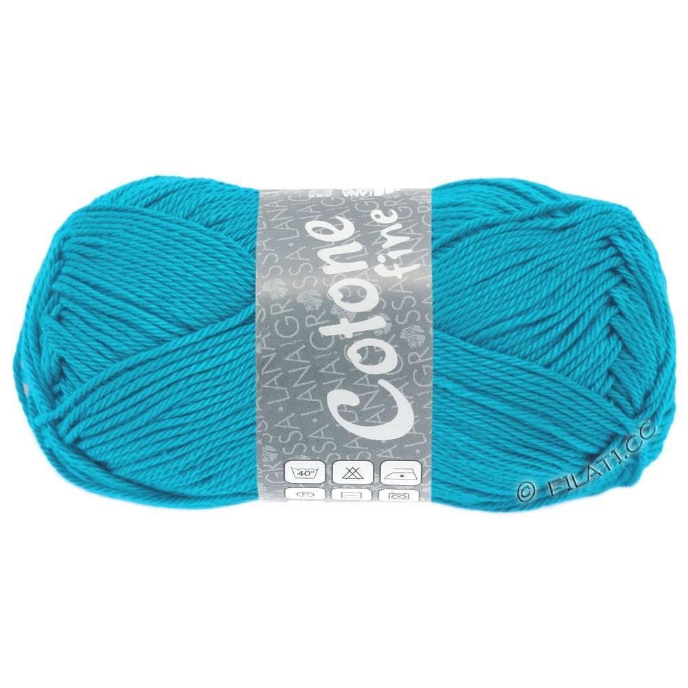 Lana Grossa COTONE FINE | 610-bleu turquoise