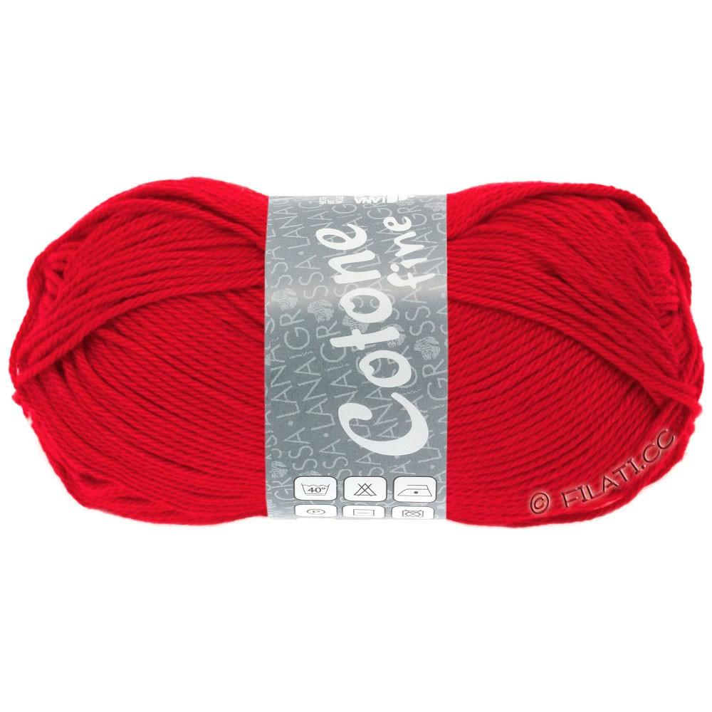 Lana Grossa COTONE FINE | 618-rouge