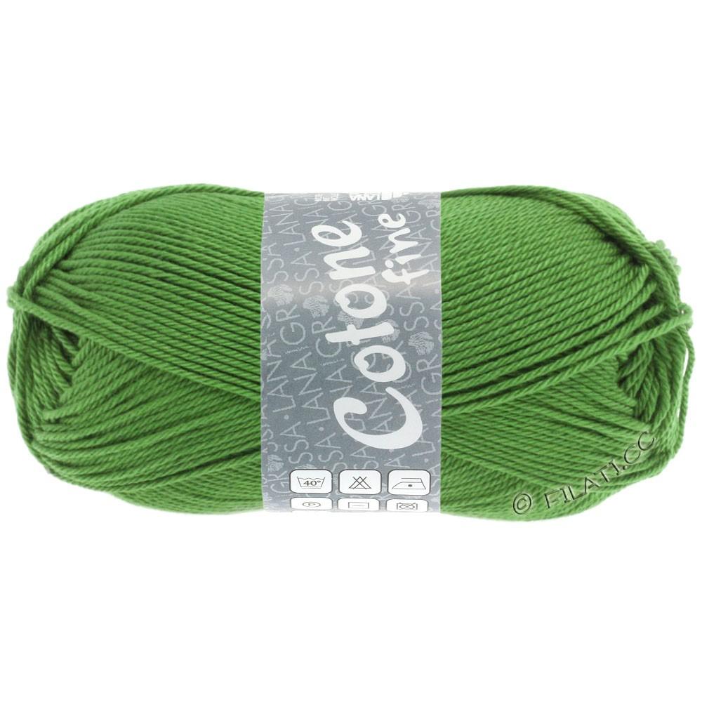 Lana Grossa COTONE FINE | 654-vert fougère