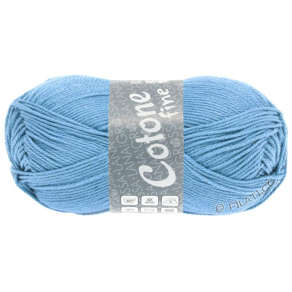 Lana Grossa COTONE FINE | 655-bleu ciel