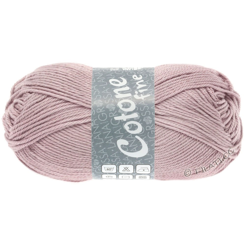 Lana Grossa COTONE FINE | 658-rose pastel