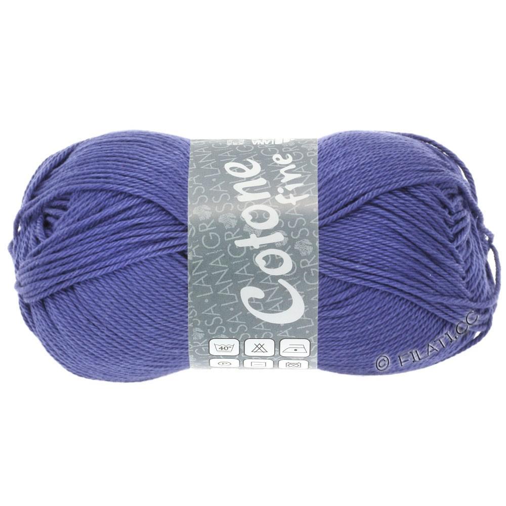 Lana Grossa COTONE FINE | 662-bleu comme violettes