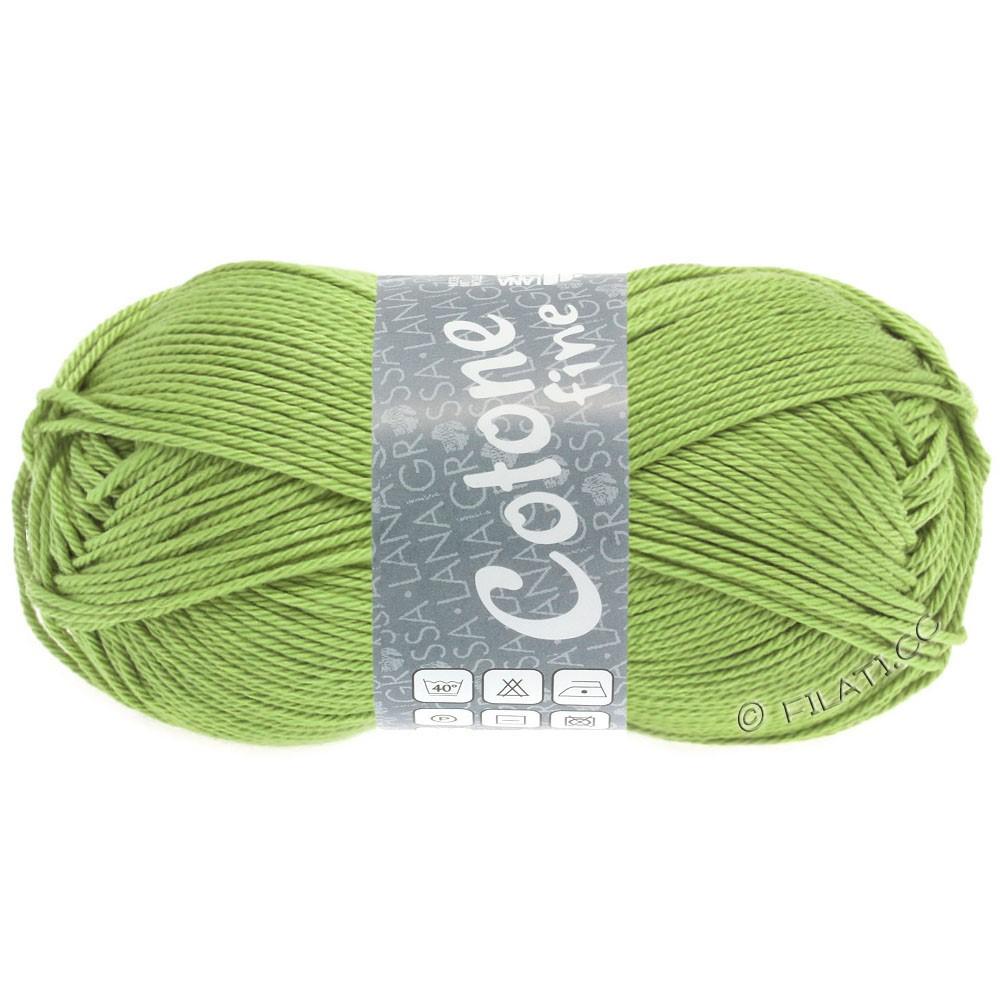 Lana Grossa COTONE FINE | 673-beau vert