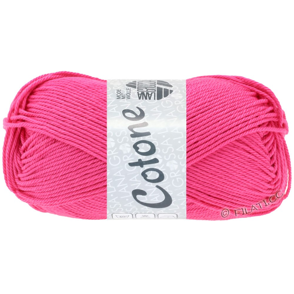 Lana Grossa COTONE | 03-rose vif