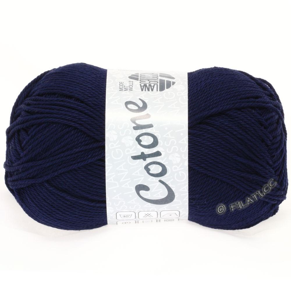 Lana Grossa COTONE | 20-bleu nuit
