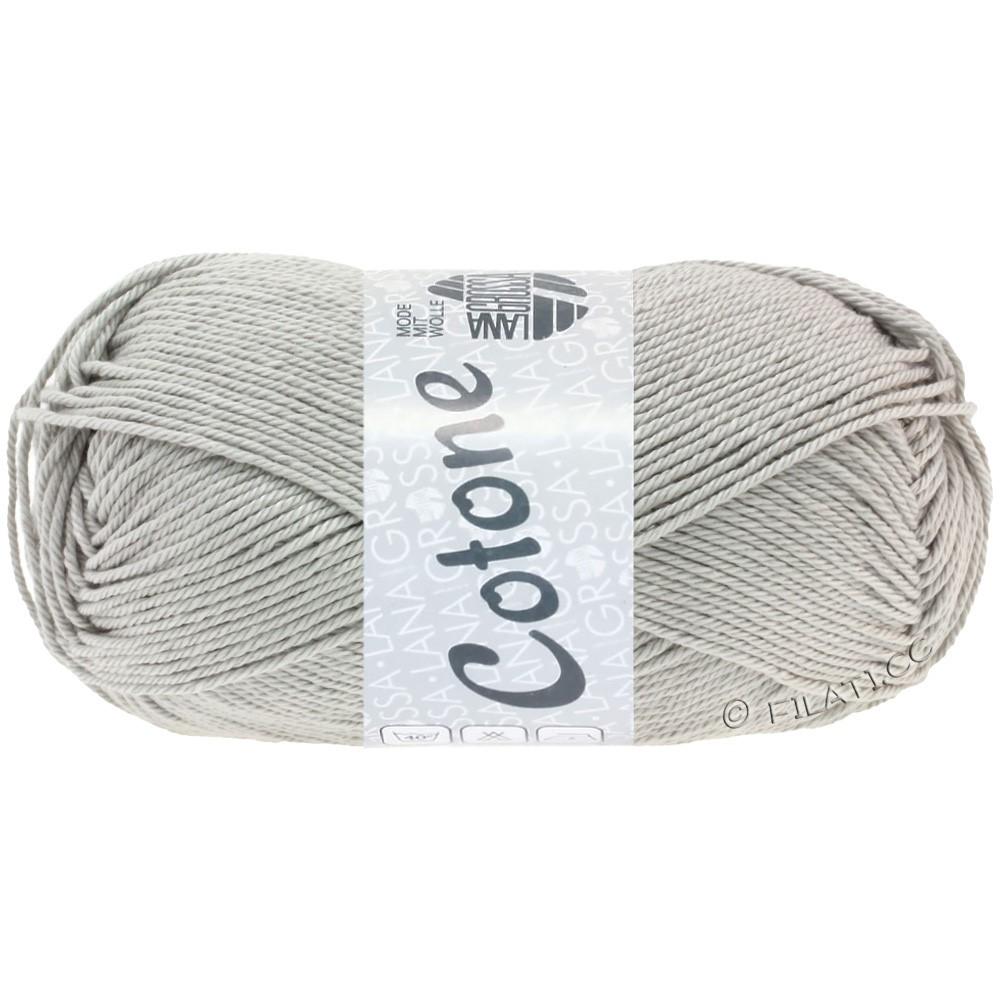 Lana Grossa COTONE | 27-gris clair