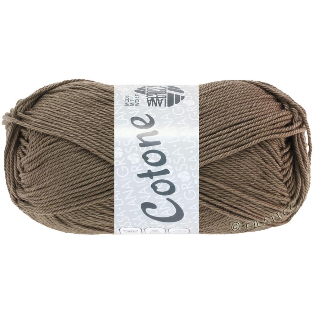 Lana Grossa COTONE | 30-brun gris