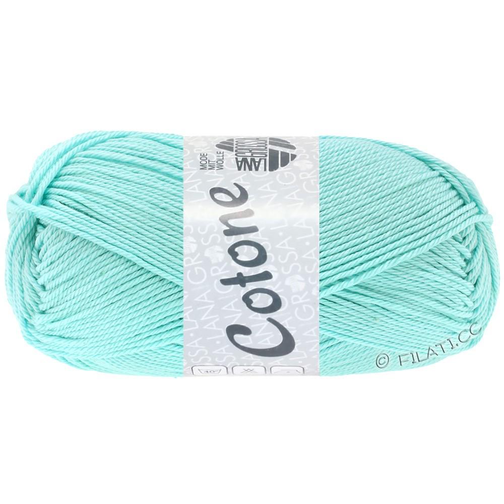 Lana Grossa COTONE | 35-turquoise clair