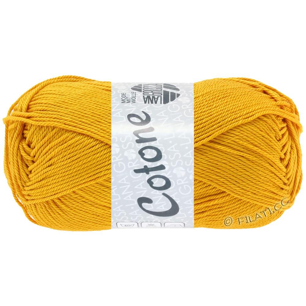 Lana Grossa COTONE | 38-jaune doré