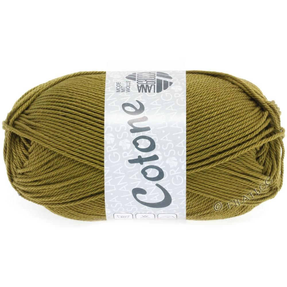 Lana Grossa COTONE Uni | 49-olive